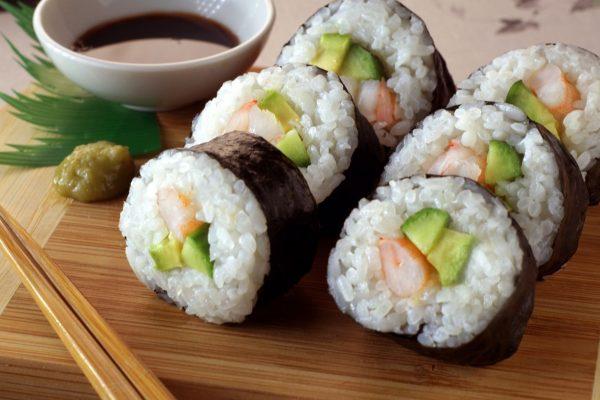 Sushi Kurs